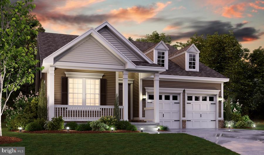 Exterior Rendering - EMBREY MILL ROAD- AVERY, STAFFORD
