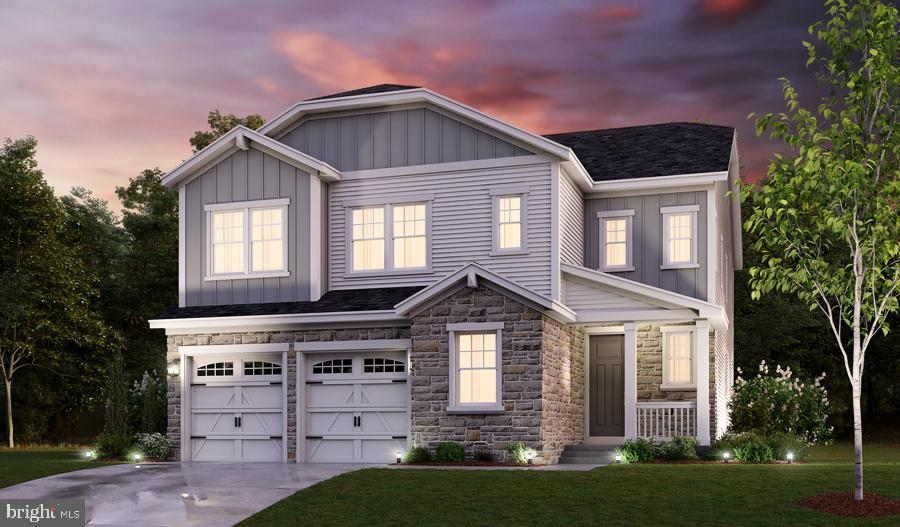Exterior Rendering - EMBREY MILL ROAD- YELLOWSTONE, STAFFORD