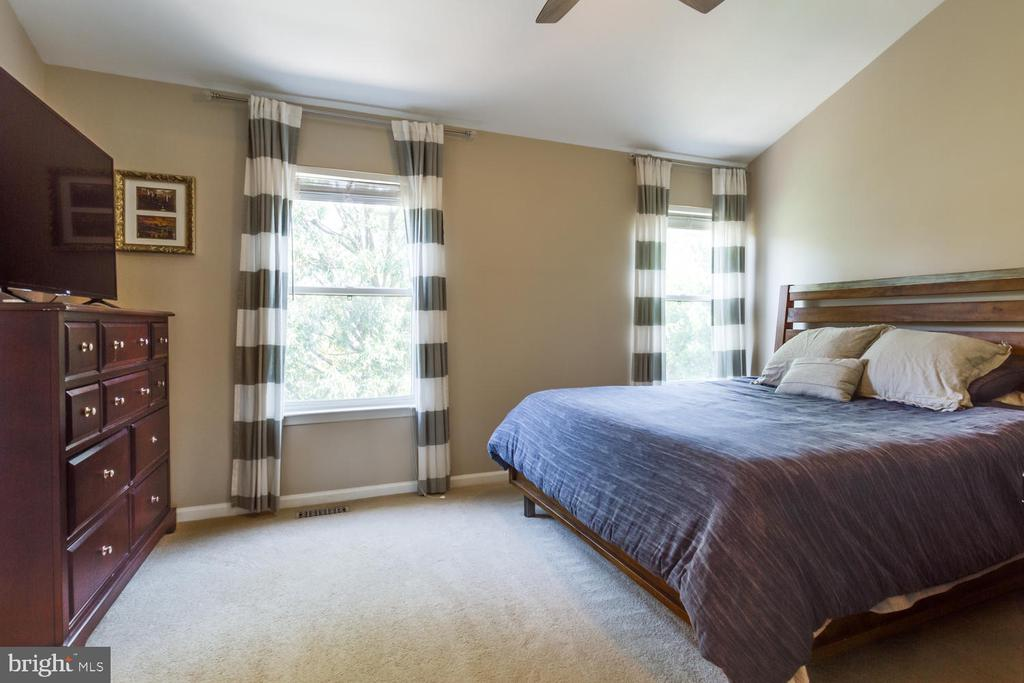 Large Master with private treetop views - 6626 CHARLES GREEN SQ, ALEXANDRIA