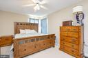 Master Bedroom - 131 SUNHIGH DR, THURMONT