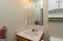 Bathroom - 131 SUNHIGH DR, THURMONT