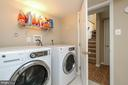 Laundry Room (Washer and Dryer Stay Here!) - 131 SUNHIGH DR, THURMONT