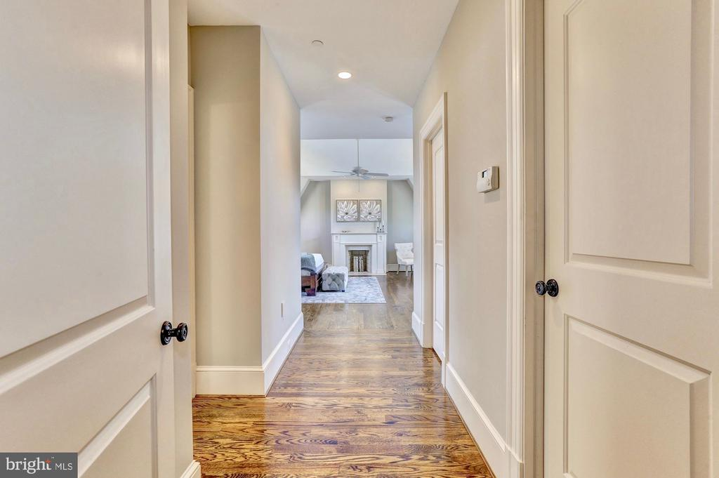 Private and luxurious master suite. - 116 E MELROSE ST, CHEVY CHASE