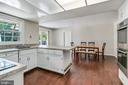 Updated laminate floors - 2808 VILLAGE LN, SILVER SPRING