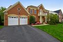 Welcome Home to this Stately Colonial! - 6846 CREEK CREST WAY, SPRINGFIELD