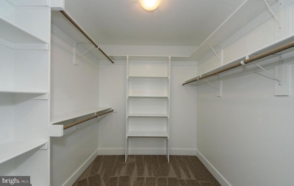 Walk-In Closet - 7534 LISLE AVE, FALLS CHURCH
