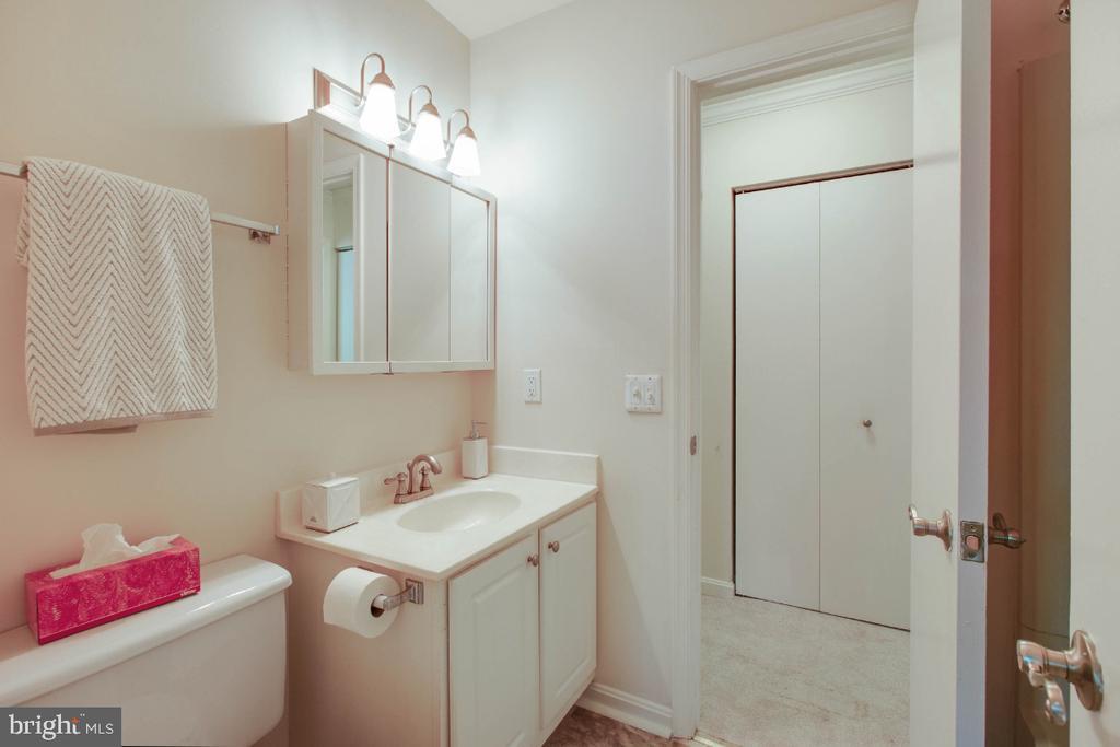 2nd Full Bath - 8203 WHISPERING OAKS WAY #202, GAITHERSBURG