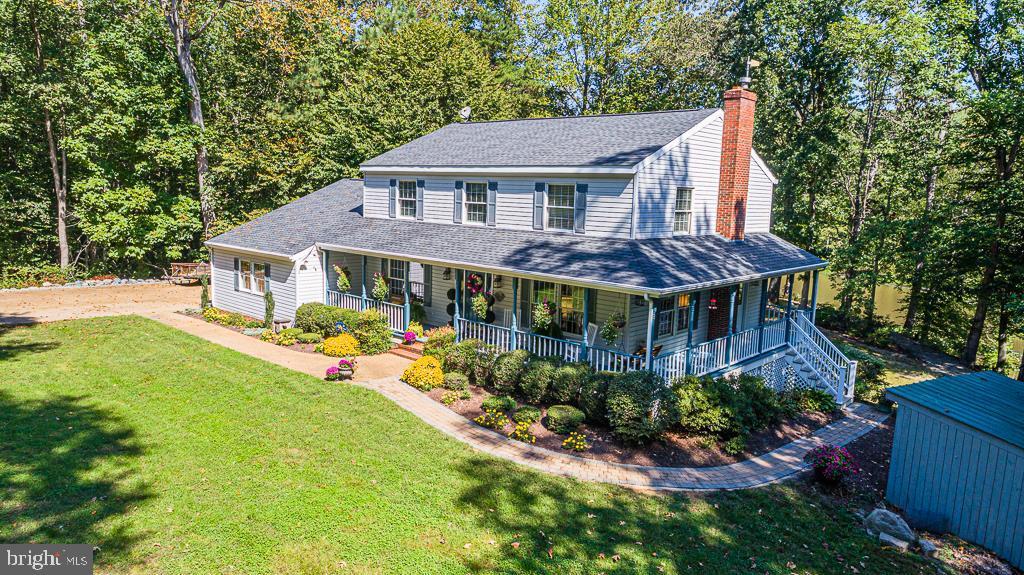 Single Family Homes 為 出售 在 Tappahannock, 弗吉尼亞州 22560 美國