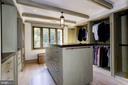 Master Walk in Closet - 2750 32ND ST NW, WASHINGTON