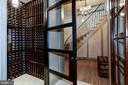 Wine Cellar in Lower Level - 2750 32ND ST NW, WASHINGTON