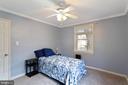 Bedroom 2 - 2214 COLSTON DR #103, SILVER SPRING