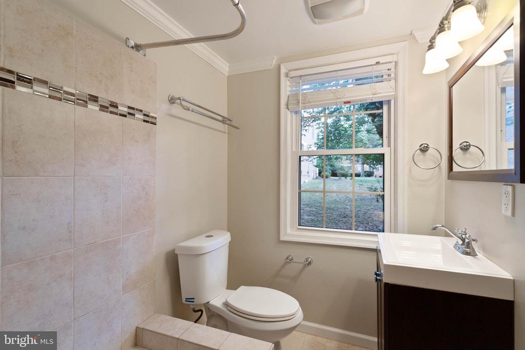Bathroom with heated floors - 2214 COLSTON DR #103, SILVER SPRING