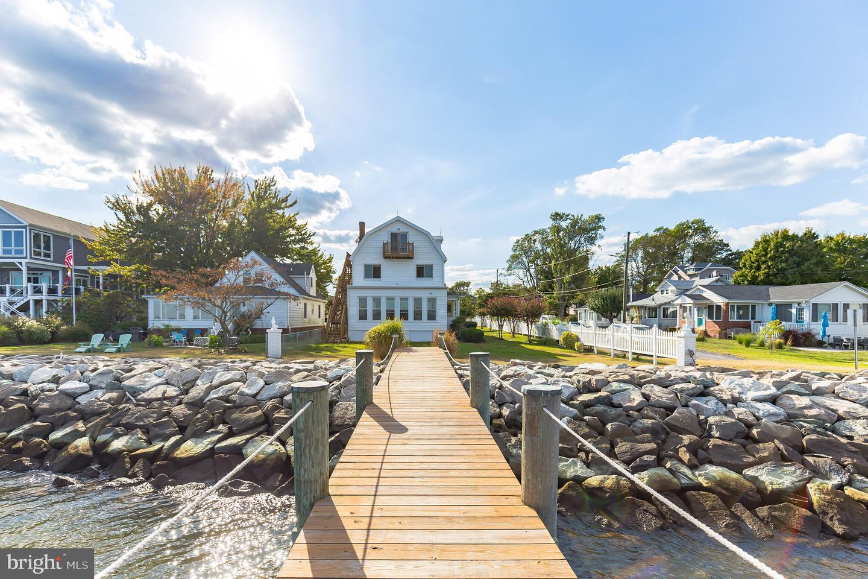 Single Family Homes için Satış at Chesapeake Beach, Maryland 20732 Amerika Birleşik Devletleri