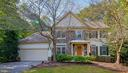 Beautiful stone and stucco exterior. - 6541 JEROME CT, MANASSAS