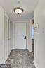 Entryway into home - 1024 N UTAH ST #816, ARLINGTON