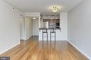 Dining & Kitchen View - 1024 N UTAH ST #816, ARLINGTON