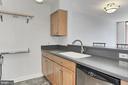 Kitchen pass thru to eating area - 1024 N UTAH ST #816, ARLINGTON