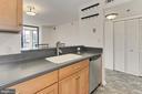 Kitchen - 1024 N UTAH ST #816, ARLINGTON