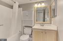 Full Bathroom - 1024 N UTAH ST #816, ARLINGTON