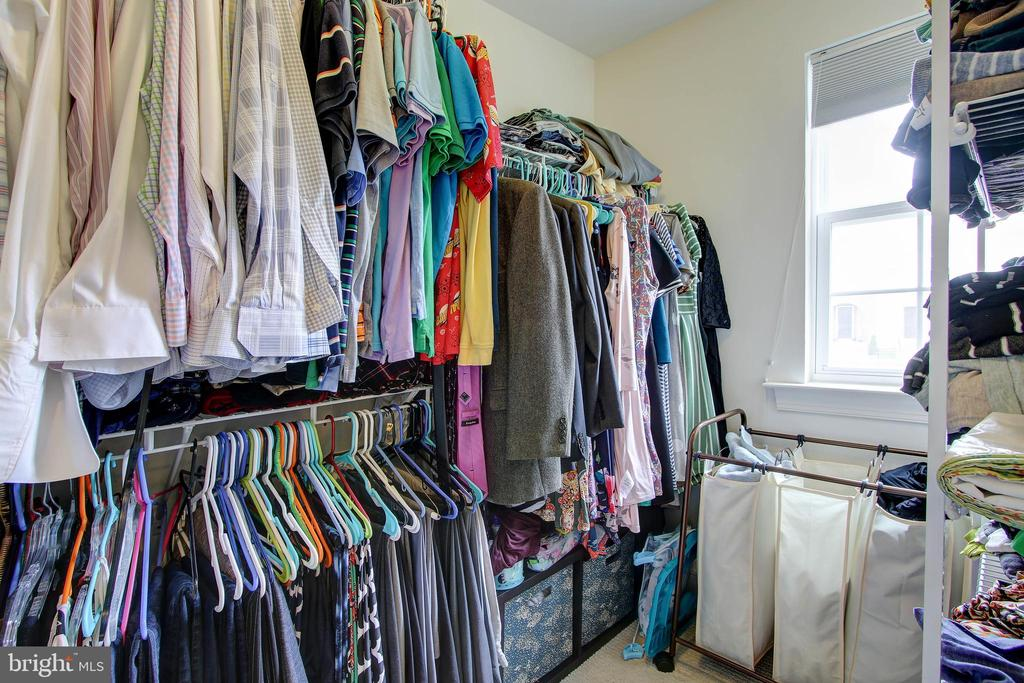 Master Walk-In Closet - 742 COBBLER PL, GAITHERSBURG