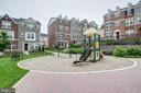 Playground in Courtyard - 742 COBBLER PL, GAITHERSBURG
