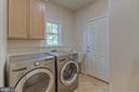 Laundry Room - 3204 MCCLELLAN DR, FREDERICKSBURG