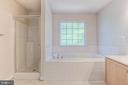 Master Bath - 3204 MCCLELLAN DR, FREDERICKSBURG