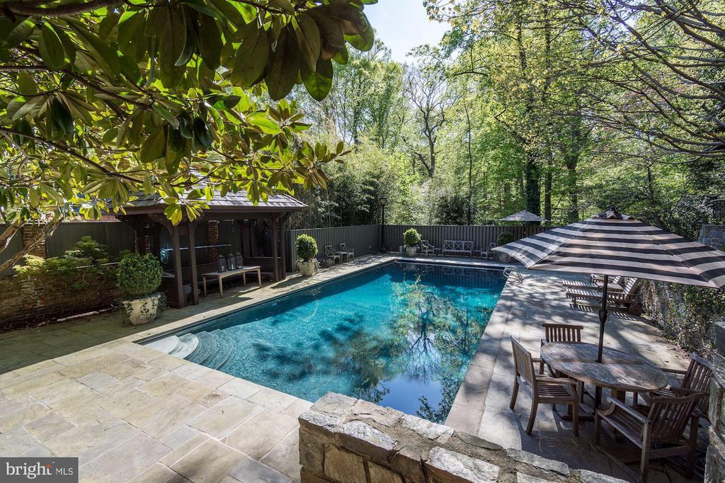 40+ft length Swimming Pool - 2728 32ND ST NW, WASHINGTON