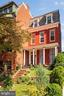 Second Empire-style rowhome - 1511 16TH ST NW, WASHINGTON