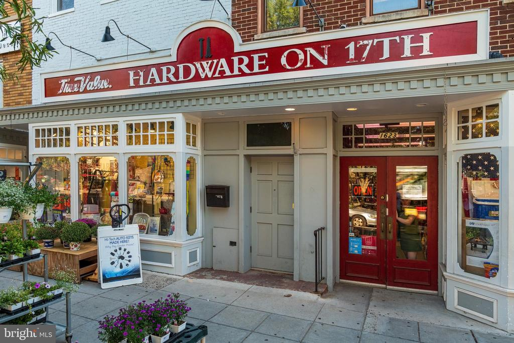 Hardware on 17th - 1511 16TH ST NW, WASHINGTON