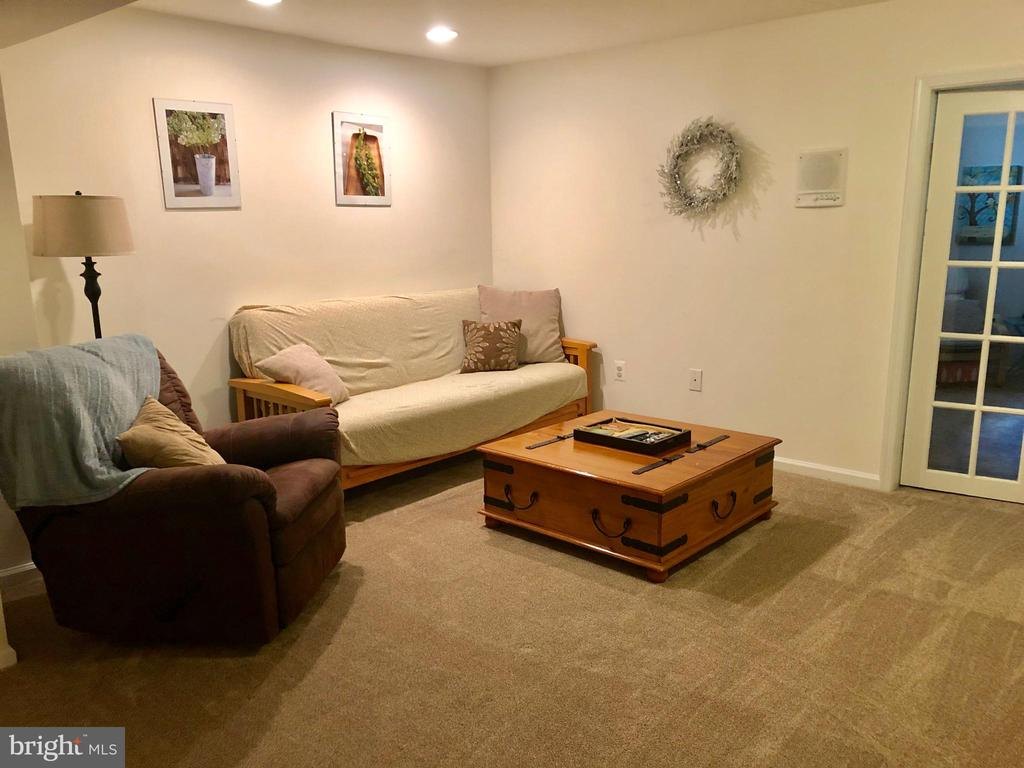 Lower Level Rec Room - 9505 COUNTRY ROADS LN, MANASSAS