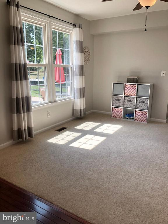 Den-Playroom - Carpet 2 years old - 9505 COUNTRY ROADS LN, MANASSAS