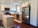 Newly Renovated Kitchen - 9505 COUNTRY ROADS LN, MANASSAS