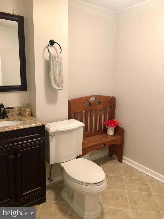 2nd Half Bath-Plumbed for Tub or Shower - 9505 COUNTRY ROADS LN, MANASSAS