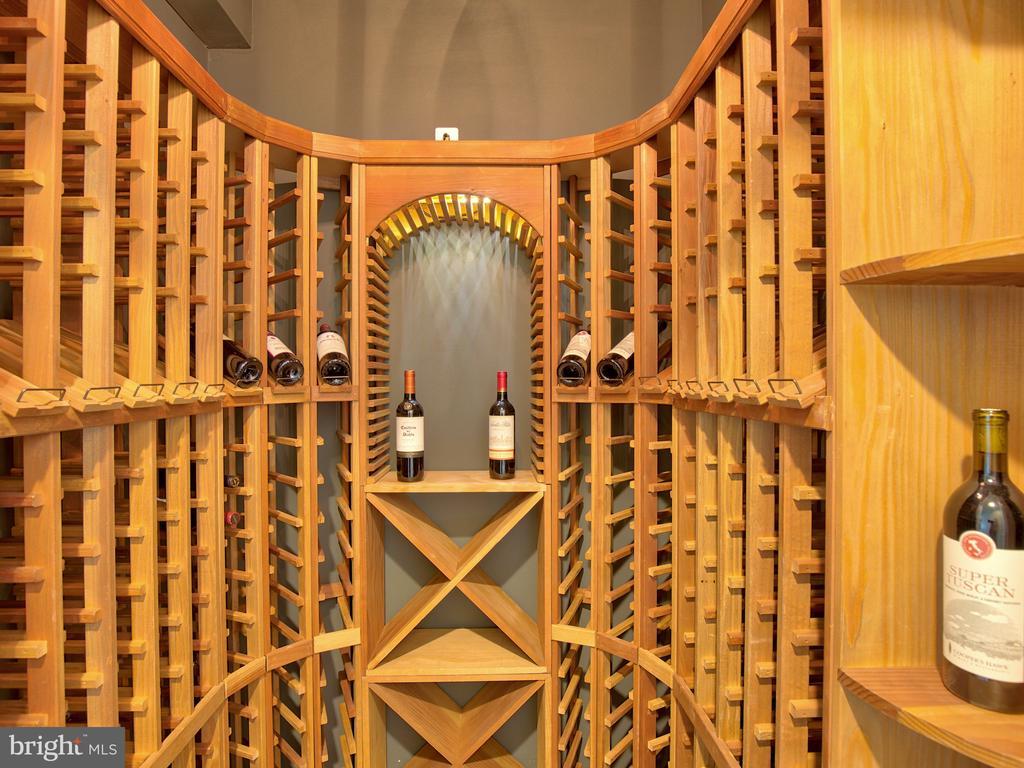 Wine Closet - 23429 ROUNDUP PL, ALDIE