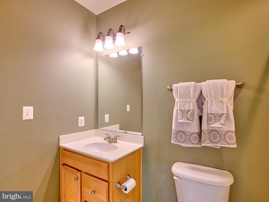 Lower Level Full Bathroom - 23429 ROUNDUP PL, ALDIE