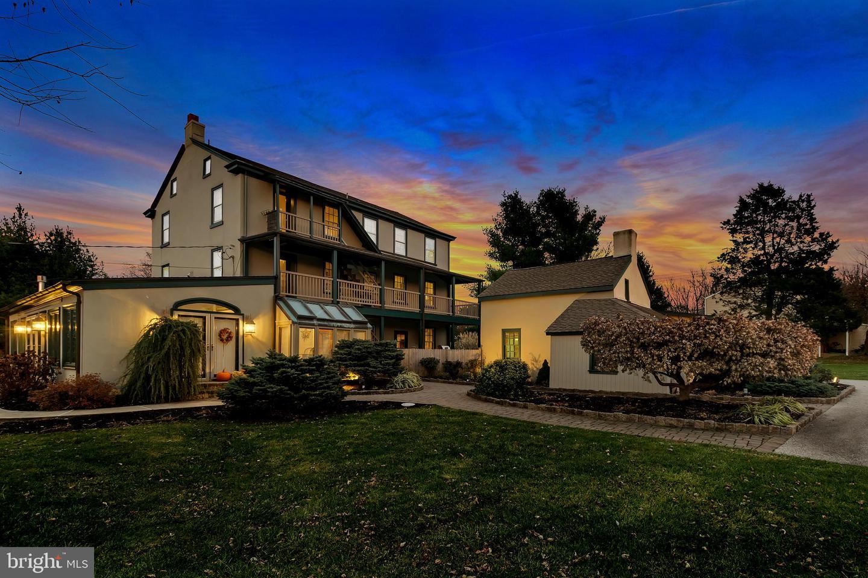 Single Family Homes للـ Sale في Worcester, Pennsylvania 19490 United States