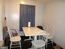 Dining Area - 1102 VEIRS MILL RD, ROCKVILLE