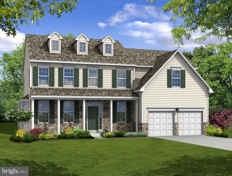 Single Family Homes للـ Sale في Sellersville, Pennsylvania 18960 United States