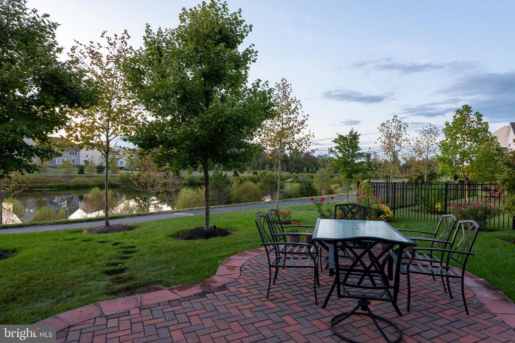 Patio - 22849 EMERALD CHASE PL, ASHBURN