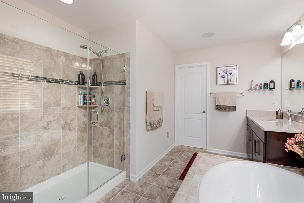 Master Bathroom - 22849 EMERALD CHASE PL, ASHBURN