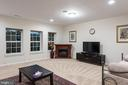 Basement Recreation Room - 22849 EMERALD CHASE PL, ASHBURN