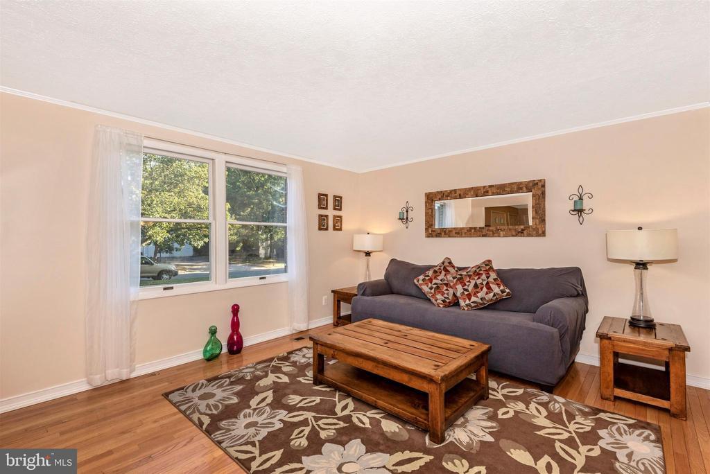 Living Room View 2 - 8216 LANGPORT TER, GAITHERSBURG