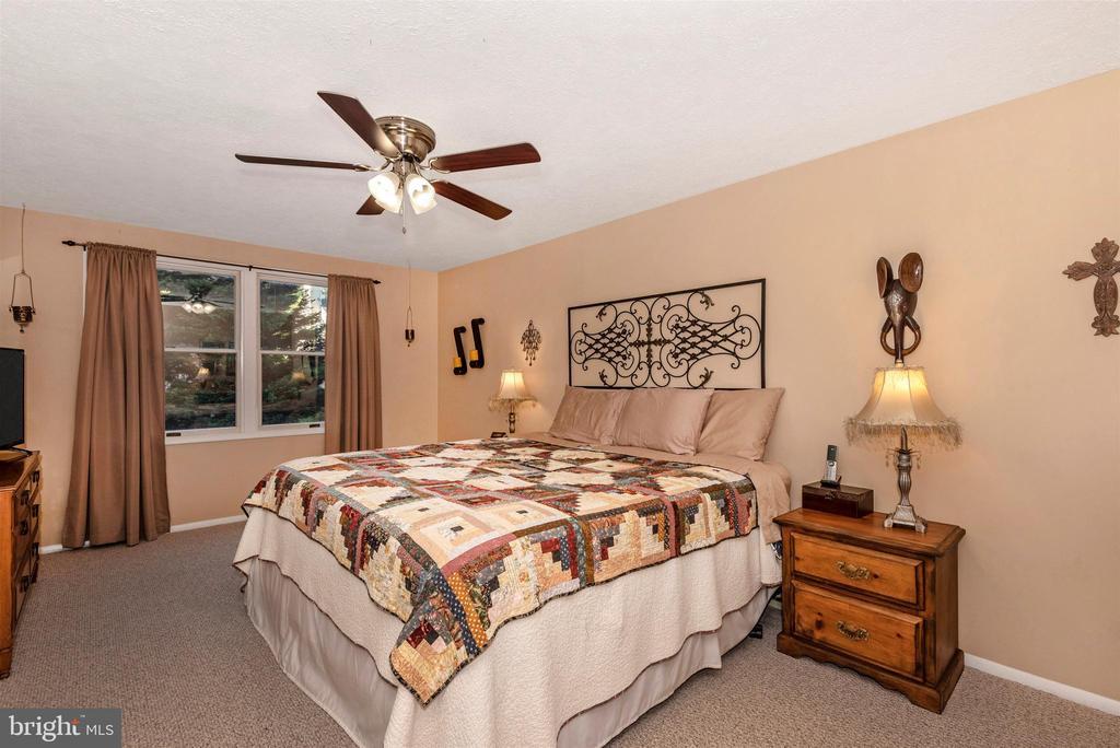 Master Bedroom View 2 - 8216 LANGPORT TER, GAITHERSBURG
