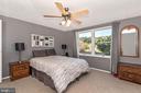 Bedroom #3 View 2 - 8216 LANGPORT TER, GAITHERSBURG