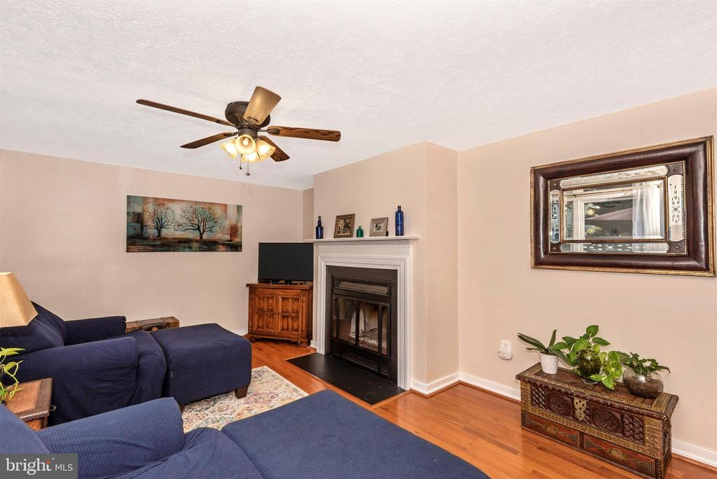 Family Room View 2 - 8216 LANGPORT TER, GAITHERSBURG