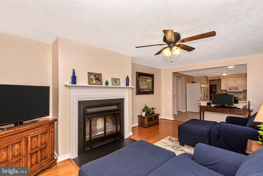Family Room View 3 - 8216 LANGPORT TER, GAITHERSBURG