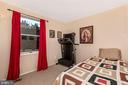 Bedroom #4 - 8216 LANGPORT TER, GAITHERSBURG