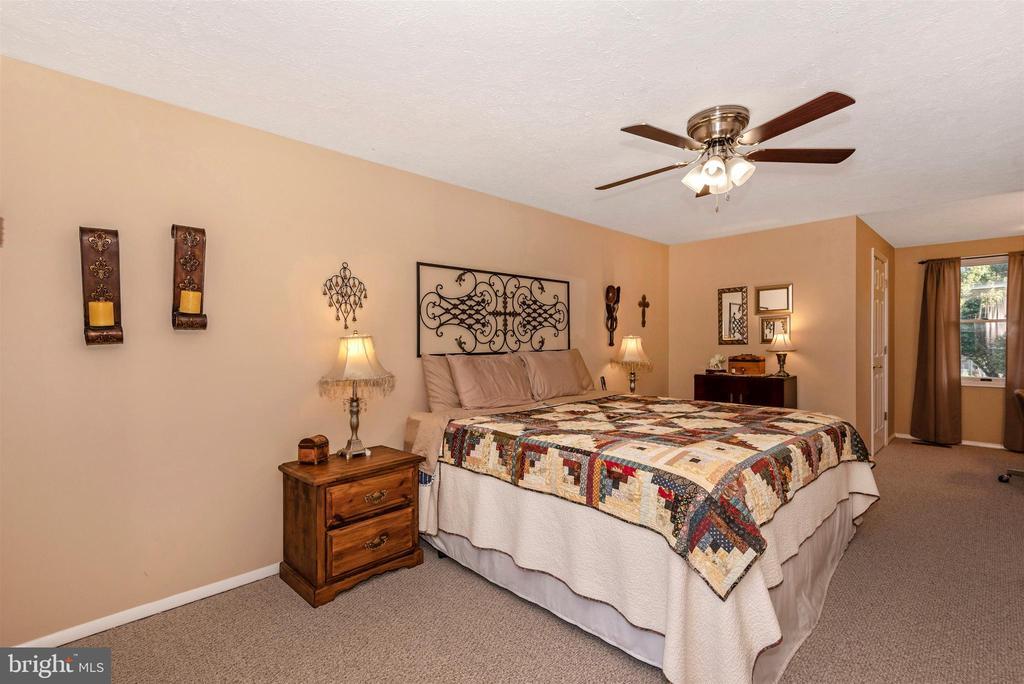 Master Bedroom View 1 - 8216 LANGPORT TER, GAITHERSBURG