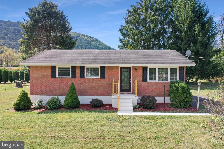 Single Family Homes のために 売買 アット Ridgeley, ウェストバージニア 26753 アメリカ